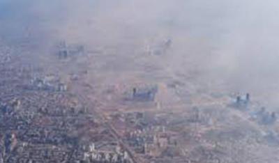 سب سے زیادہ ماحولیاتی خطرات کے شکار سو شہروں میں سے ننانوے ایشیا میں: رپورٹ میں انکشاف