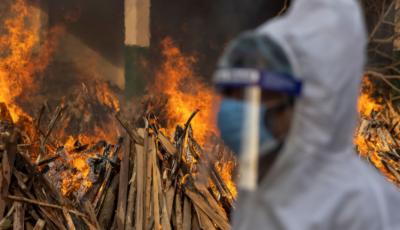 بھارت : کورونا کی صورتحال بدستور سنگین، مزید 4 ہزار 90 افراد لقمہ اجل بن گئے