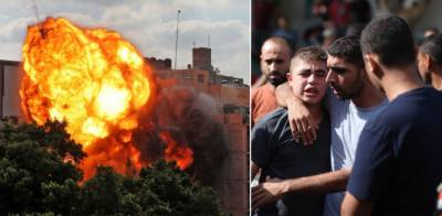 فلسطین میں جاری اسرائیلی بربریت ،' آج مسلم امہ کے اتحاد کا امتحان ہے'
