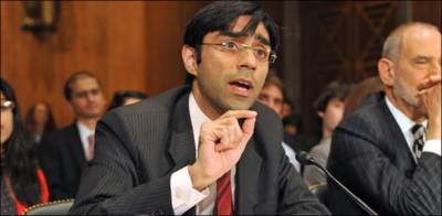 ڈاکٹر معید یوسف مشیر برائے قومی سلامتی مقرر