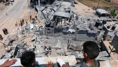 بار بار جنگ بندی کی اپیلوں کے باوجود غزہ کی پٹی پر اسرائیلی فوج کی وحشیانہ کارروائیاں جاری