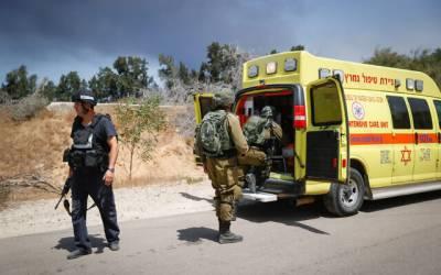 اسرائیلی دہشتگردی کا جواب، راکٹ حملے میں2اسرائیلی فوجی جہنم واصل، 14 زخمی