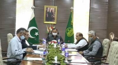 وزیراعلیٰ پنجاب سردار عثمان بزدار کا ہنگامی بنیادوں پر رابطہ سڑکوں کی تعمیر و مرمت کرنے کاحکم