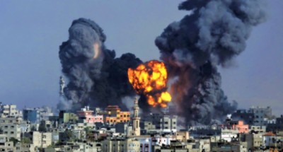 غزہ، تازہ اسرائیلی حملوں میں صحافی سمیت چار بے گناہ فلسطینی شہید