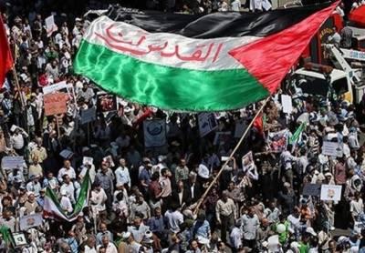 ملک بھر میں جمعتہ المبارک کو یوم القدس کے طور پر منایا جائیگا