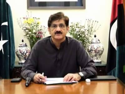 ہمیں سندھ میں نرمی کرنا مشکل ہوتا ہوا لگ رہا ہے۔ مراد علی شاہ