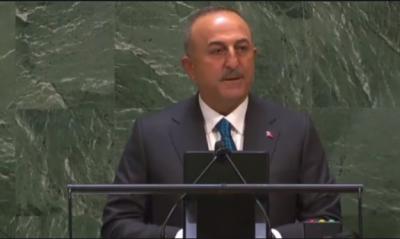 اسرائیل فلسطینیوں کا مجرم ہے اور اسے جرائم کی قیمت چُکانا ہو گی: ترکی