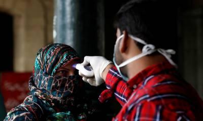 کوروناوائرس کی تباہ کاریاں جاری,مزید102 جاں بحق ،3070نئے کیسز رپورٹ