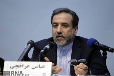 وقت آگیا ہے کہ امریکہ جوہری معاہدے میں واپس آئے اور پابندیاں ختم کرے۔ ایرانی نائب وزیر خارجہ