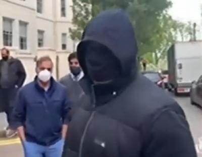 لندن میں نوازشریف پر نقاب پوش نامعلوم افراد کی حملے کی کوشش