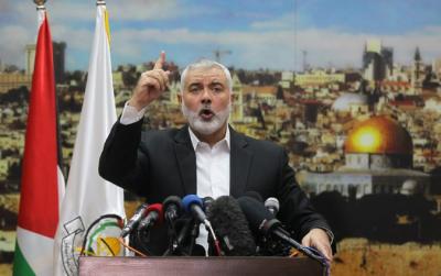 اسرائیل کو شکست دیکر فلسطین اور مسجد اقصیٰ کی آزادی کیلئے راہیں ہموار کر دی ہیں: سربراہ حماس
