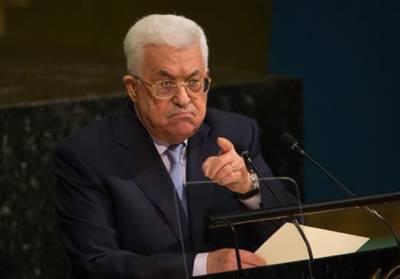 امریکہ اسرائیل کو فلسطینیوں کے حقوق کی پامالیوں سے روکے۔ صدر محمود عباس