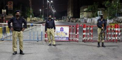 کورونا کے بڑھتے کیسز، کراچی میں گزشتہ سال کی طرز پر انتہائی سخت لاک ڈاؤن متوقع