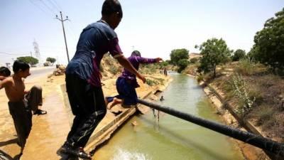 پنجاب بھر میں گرمی کی شدت میں اضافہ