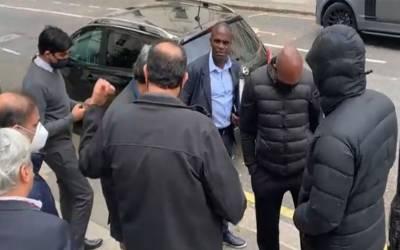 اسکاٹ لینڈ یارڈ پولیس کی برطانیہ میں حسن نواز کے دفتر میں نامعلوم افراد کے مبینہ حملے کی تردید
