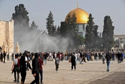 مسجد اقصیٰ پر یہودی آباد کاروں کو دھاوئوں کی اجازت دے کراسرائیل شکست چھپانے کی ناکام کوشش کر رہا ہے۔خطیب امام مسجد اقصیٰ