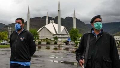 اسلام آباد میں کورونا مثبت کیسز کی شرح میں مزید کمی آگئی