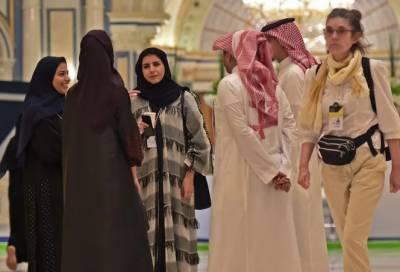 سعودی عرب: رواں سال خواتین کو 30 ہزار بزنس پرمٹ جاری