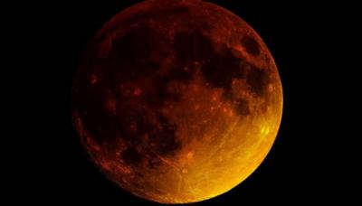رواں سال 2021کا پہلا چاند گرہن پرسوں (بدھ کو )لگے گا
