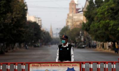 سندھ بھر میں رات 8 بجے کے بعد شہریوں کے گھروں سے نکلنے پر پابندی