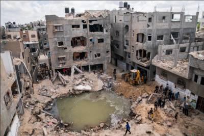 غزہ کی تعمیر نو کے لیےجاری ہونے والے فنڈ حماس کے ہاتھ نہیں لگیں گے۔ وائٹ ہاؤس
