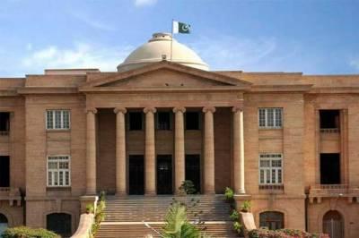 سندھ ہائیکورٹ کا زیادتی کیسز کے شفاف ٹرائل کیلئے ایس اوپیز بنانے کا حکم
