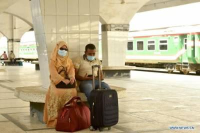 بنگلہ دیش:کرونا وائرس کے دوران طویل مسافت کی ٹرانسپورٹ دوبارہ شروع