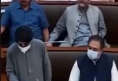 چوہدری نثار نے رکن پنجاب اسمبلی کی حیثیت سے حلف اٹھا لیا