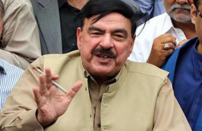 وزیراعظم عمران خان کی ہدایت پر وفاقی وزیرداخلہ شیخ رشید کراچی پہنچ گئے, کراچی میں ہنگامی اجلاس کی صدارت کریں گے