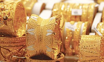 سونے کی قیمت میں مسلسل اضافہ، فی تولہ قیمت میں یکدم 2 ہزار 850 روپے کا اضافہ