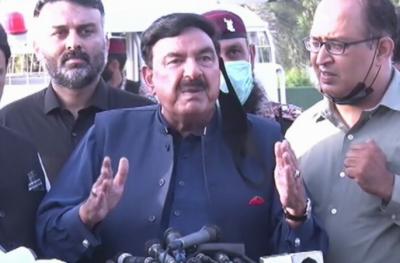 صوبہ سندھ میں گورنر راج آرہا ہے اور نہ ہی آپریشن کرنے جارہے ہیں:وزیر داخلہ شیخ رشید