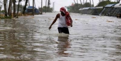 بھارت،خوفناک سمندری طوفان سے 4 افراد ہلاک