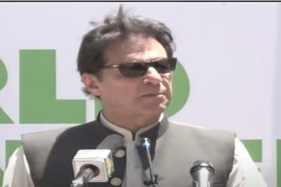 درخت لگانے سے موسمیاتی تبدیلی کے اثرات کم:-آئندہ نسلوں کےلیے بہترین پاکستان چھوڑنا چاہتے ہیں،وزیراعظم عمران خان