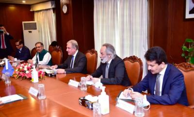 افغان امن عمل میں پاکستان کے مصالحانہ کردار کو سراہا گیا، شاہ محمود قریشی