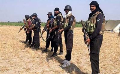 سندھ: ڈاکوؤں کے خلاف آپریشن، 4 ایس ایس پیز کے بیس کیمپس قائم
