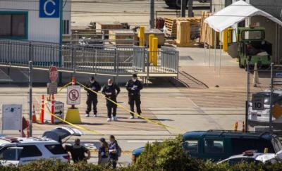 امریکہ، کیلیفورنیا میں بڑے پیمانے پر فائرنگ سے 9 افراد ہلاک