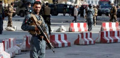 افغانستان میں بم دھماکہ، ضلعی سربراہ سمیت 3 افراد زخمی