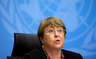 غزہ پر اسرائیلی حملے 'جنگی جرائم' ہوسکتے ہیں، سربراہ یو این ایچ آر سی مشل بیچلٹ