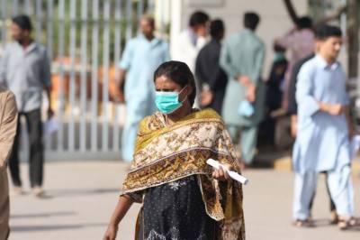 پاکستان میں کورونا وائرس سے مزید 67 افراد جاں بحق ،2482 کیسز رجسٹرڈ
