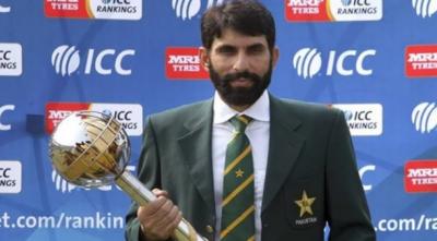 پاکستان کرکٹ ٹیم کے ہیڈ کوچ مصباح الحق کو سالگرہ مبارک