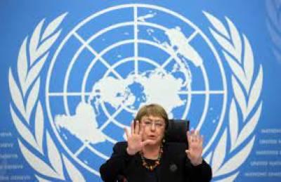 اسرائیل کے غزہ پر حملے جنگی جرائم کے زمرے میں آسکتے ہیں۔ یواین انسانی حقوق کمشنر