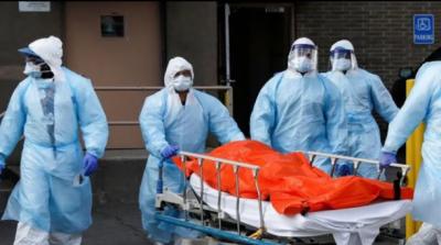 چوبیس گھنٹے کے دوران کورونا وبا نے مزید 73 افراد کی جان لے لی