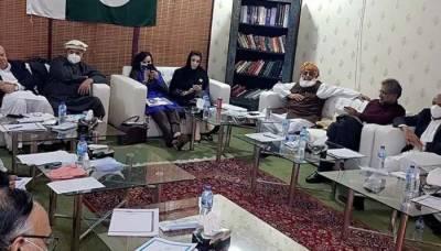 پاکستان ڈیموکریٹک موومنٹ کا اہم اجلاس آج ہوگا