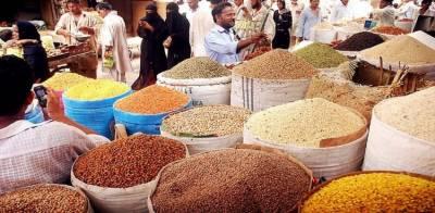 لاک ڈاؤن کے اثرات ظاہر ہونے لگے، اندرون سندھ اجناس کے بحران کا خدشہ