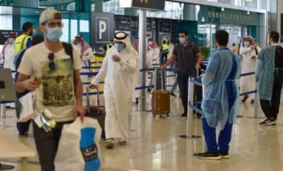 سعودیہ نے 30 مئی سے 11 ممالک سے آئے مسافروں کو داخلے کی اجازت دے دی