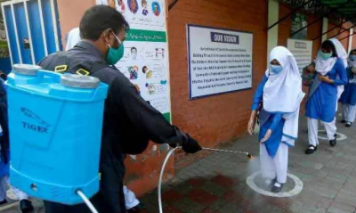 پنجاب: کل سے دسویں اور بارہویں جماعت کی کلاسز شروع کرنے کا اعلان