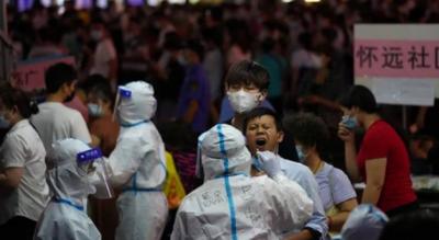 کورونا کیسز میں اضافہ ،2 چینی شہروں میں پابندیاں سخت