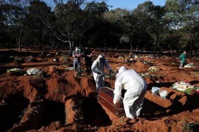 مہلک وبا کورونا وائرس کے باعث دنیا بھر میں ہلاکتیں3556724ہو گئیں