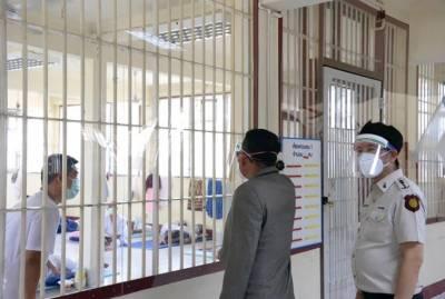 تھائی لینڈ میں کورونا مریضوں میں اضافہ، 22 ہزار قیدیوں میں تصدیق ہو گئی