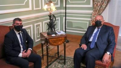 مصر کا اسرائیل اور حماس کے درمیان مستقل جنگ بندی پر زور